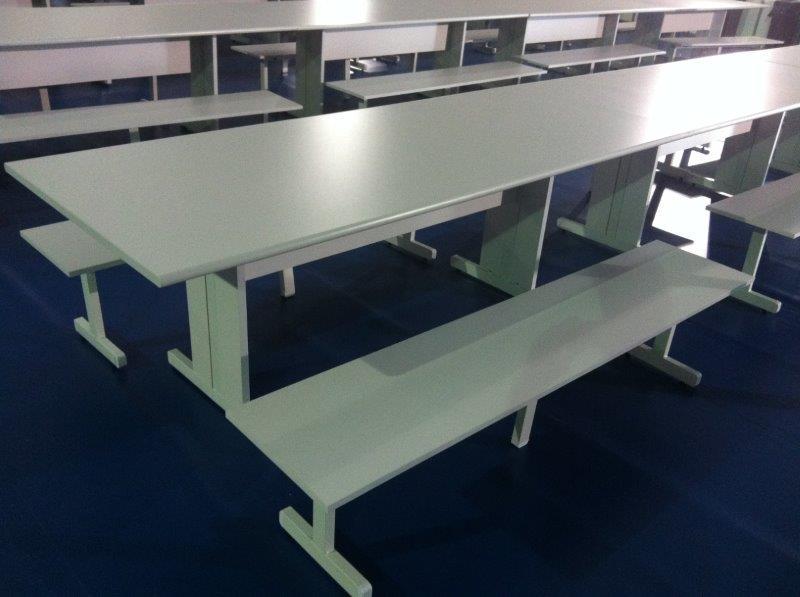 Locação de mesa pranchão