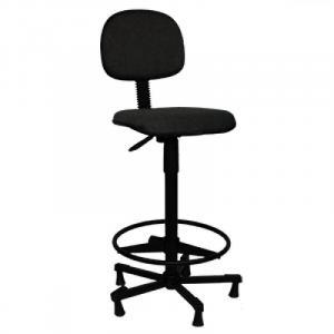 Cadeira Caixa Estofada Giratória