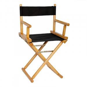 Cadeira Diretor de Cinema de Madeira
