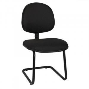 Cadeira Fixa Estofada Executiva