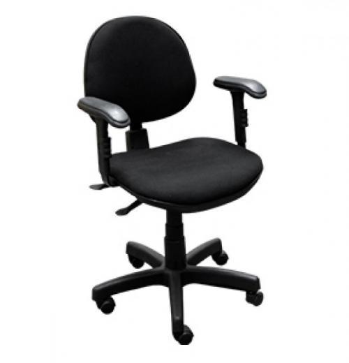 Cadeira Giratória Estofada Executiva c/ Brasão